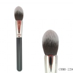 Synthetic Tulip Contour Face Brush/Tapered Face Brush/tapered Contour Brush